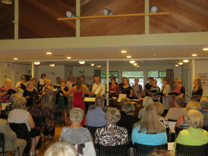 Suomi Conference Choir 2- Scandinavian Centre 'Iltamat'