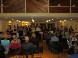 Suomi Conference Choir - Scandinavian Centre 'Iltamat'